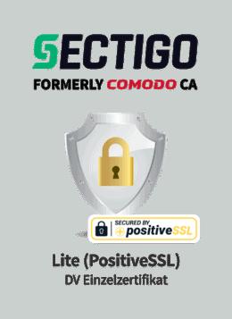 Sectigo Lite (PositiveSSL)