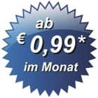Domains ab 99 Cent